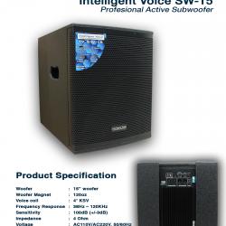 Intelligent Voice SW-15