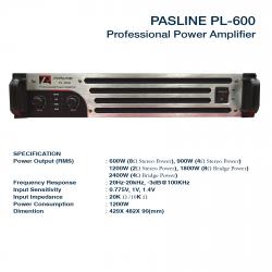 Pasline PL-600