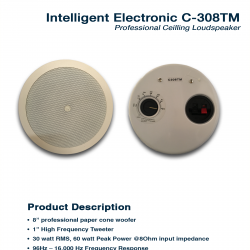 Intelligent Electronic C-308TM