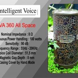 Speaker Garden Intelligent Voice A360 All Space