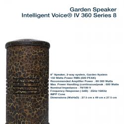 Intelligent Voice IV 360 All Space Seerie 8