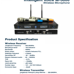 Intelligent Voice M-3000