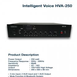Intelligent Voice HVA-250