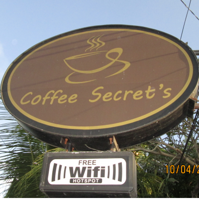 Coffee Secret's