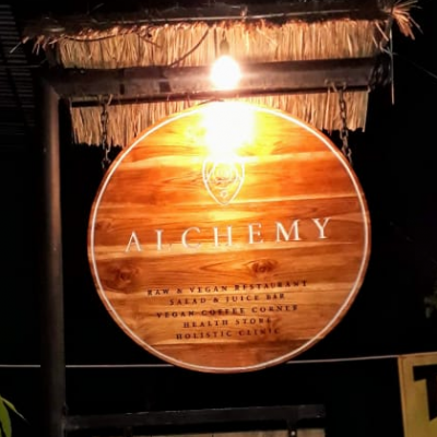 Alchemy Holistic Restaurant