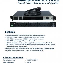 Intelligent Voice IVS 832D