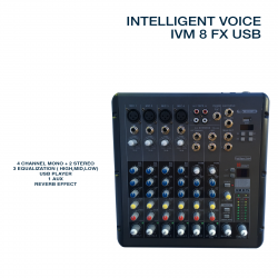 Intelligent Voice M-8 FX USB