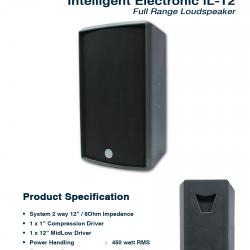 Intelligent Electronic IL-12