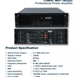 OMR MP-9000