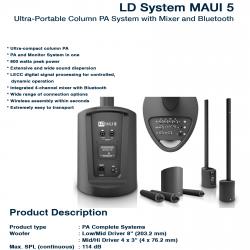 LD System MAUI 5