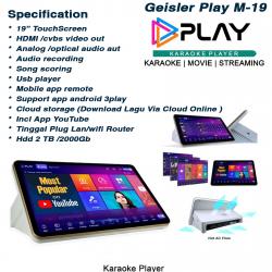 Geisler Play M-19