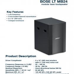 Bose  LT MB24