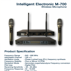 Intelligent Electronic M-700