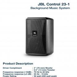 JBL Control 23-1