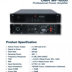 OMR MP-6000