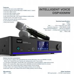 Intelligent Voice DSP-400 MW