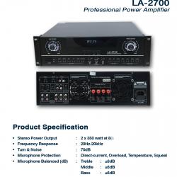 LA-2700