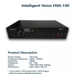 Intelligent Voice HVA-150