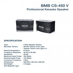BMB CS-450 V