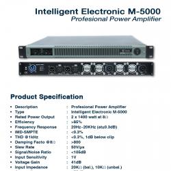 Intelligent Electronic M-5000