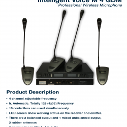 Intelligent Voice M-4GDM