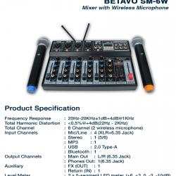 BETAVO SM-6W