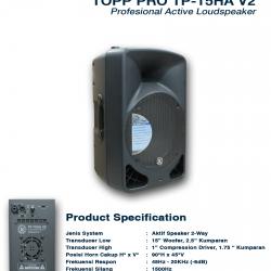 TOPP PRO TP-15HA V2