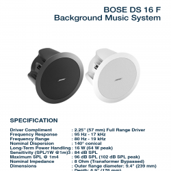 Bose FreeSpace DS 16 F