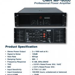 OMR MP-8000