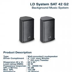 LD System SAT 42G2