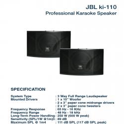 JBL Ki-110