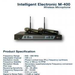 Intelligent Electronic M-400