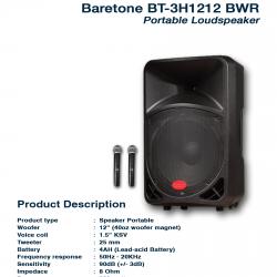 Baretone BT-3H1212 BWR