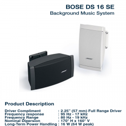 Bose FreeSpace DS 16 SE