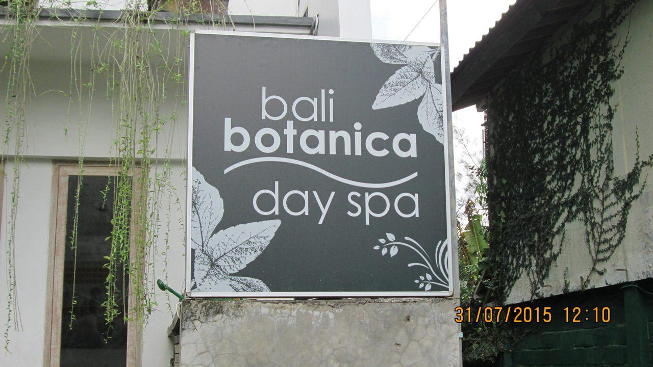 Bali Botanica Spa